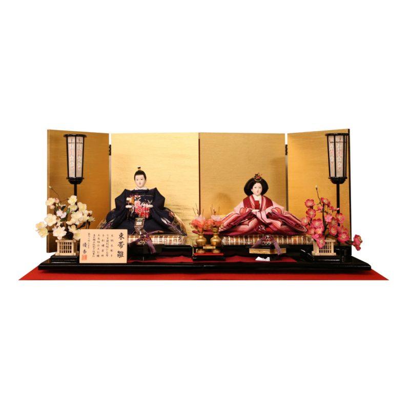 優香-親王飾り-束帯雛